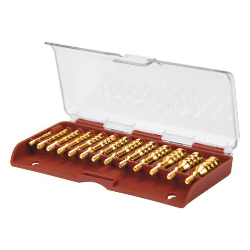 13-Piece Solid Brass Jag Set