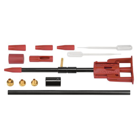 Tipton Best Gun Vise - Red Pad Set