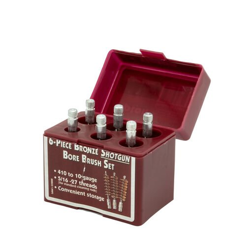 Bronze Bristle Bore Brush Set