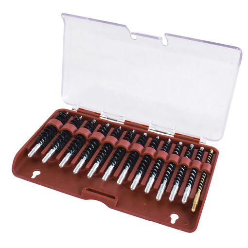 13 Piece Rifle Bore Brush Set